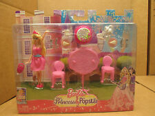BARBIE....THE PRINCESS & THE POPSTAR MINI SET...NRFB