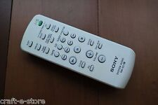Genuine Sony SYSTEM AUDIO Remote Control RM-SC1