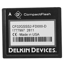 DELKIN DEVICES 2GB CF CARD COMPACT FLASH Memory Card