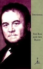The Red and the Black (Modern Library)-ExLibrary