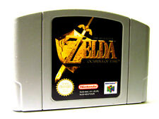 NINTENDO 64 GAME - THE LEGEND OF ZELDA OCARINA OF TIME - Unboxed Game only