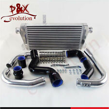 For Audi A4 1.8T Turbo B6 Quattro 2002-2006 Front Mount Intercooler+pipe Kit BK