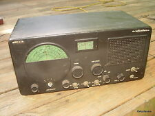 The Hallicrafters Model S 77A Shortwave Radio Vintage