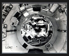 FOTOGRAFIA PHOTO VINTAGE BLACK WHITE SPAZIO SPACE NASA HOUSTON MISSIONE SKYLAB