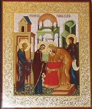 Presentation of Jesus at the Temple - Authentic Russian Icon