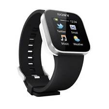 Sony Smart Watch w/Bluetooth in Black