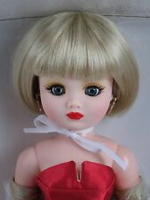"20"" Madame Alexander Cissy Doll HOLIDAY CISSY w COA Mint in Box L.E #102 of 700"