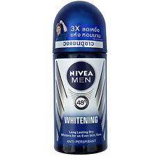Nivea Men underarm skin Whitening Deodorant Antiperspirant Roll On 50ml 1.7oz