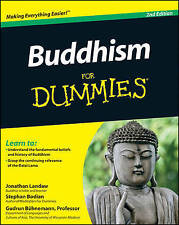 Buddhism for Dummies By Jonathan Landaw Paperback Free Shipping