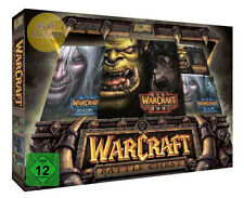 Warcraft III 3 Battlechest Battle.net (RoC + Frozen Throne) Key PC Download Code