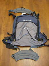 Glacier Glove Expandable Chest Pack Fishing Sports Carry Tackle Backpack Bag NEW