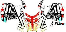 POLARIS GRAPHIC RUSH PRO RMK 600 700 800 ASSAULT 121 144 155 163  indy WRAP 3
