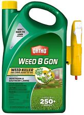 Weed Killer Spray Gone Ortho Weed B Trigger Spray 1-Gallon NEW Free Shipping