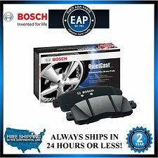 For C63 AMG CLS63 AMG E63 AMG SL55 AMG Bosch QuietCast Rear Disc Brake Pads NEW