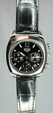 TAG Heuer Monza Re-Edition CR2110 Automatic Chronograph Crocodile Band Orig Box