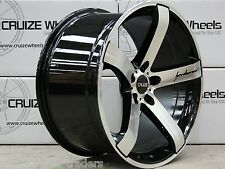 "18"" BMF BLADE ALLOY WHEELS FITS RENAULT VOLVO PEUGEOT MERCEDES BENZ 5X108 ONLY"