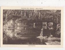 Cuevas Del Drach Lago Martel Mallorca Spain Vintage Postcard 962a