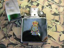 Army Military Regimental Lighter With Army Ordnance Corps On Front RAOC Vers 1