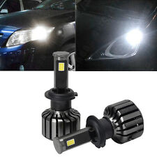 New H7 80W 8000LM LED Car Headlight Kit Beam Bulbs 6000K High Power Waterproof