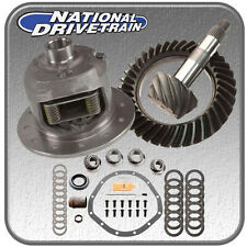 RING AND PINION, TIMKEN BEARING INSTALL KIT & EATON POSI - GM 12 BOLT TRUCK 3.73