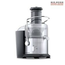 Big Boss Multi-Speed Stainless Steel Power Juicer Free Shipping