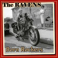 THE RAVENS - BORN ROCKERS  CD NEU