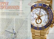 SP95 Clipping Ritaglio 2007 Rolex Oyster Perpetual Yatch Master II