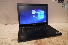Dell E6400 2.26ghz Laptop / Windows 7 / Battery & Adapter / 3gb / 160GB