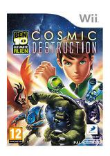Ben 10 cosmic Destruction - Nintendo Wii - Fast Post