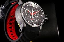 Invicta S1 Rally Dragon Yakuza Chrono Blk/Red Rope Strap Stainless Steel Watch