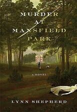 Murder at Mansfield Park: A Novel-ExLibrary
