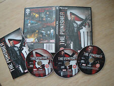 The Punisher PC CD ROM Complete