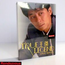 Dave Wang True Legend [6-CD][Box Set] 2013 NEW 101 Best Album Hong Kong 王傑 故事的角色