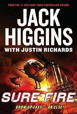Sure Fire by Jack Higgins (Hardback, 2007)