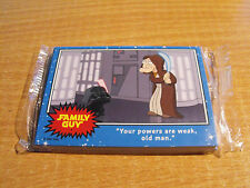 FAMILY GUY 12 CARD PREVIEW SET FOR BLUE HARVEST / STAR WARS