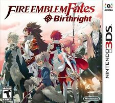 Fire Emblem Fates: Birthright - 3DS ** BRAND NEW / SEALED ** + FREE Ship !!