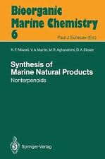 Bioorganic Marine Chemistry Ser.: Synthesis of Marine Natural Products 2 :...