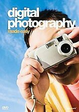 Digital Photography Made Easy (DVD, 2006)