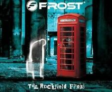 FROST* - THE ROCKFIELD FILES SEALED 2013 DVD + CD JEM GODLEY MAGIC PROG