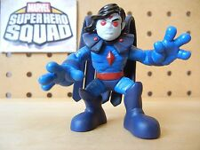 Marvel Super Hero Squad RARE MR. SINISTER from Wolverine Wave 1 4-Pack Hunt For