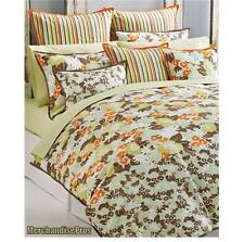 2 PC TOMMY HILFIGER FLORAL COMFORTER SET TWIN  NEW!