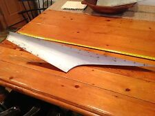 Mooney M20A M20C wing root fairing Left Side