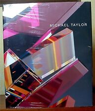 Michael Taylor: A Geometry of Meaning
