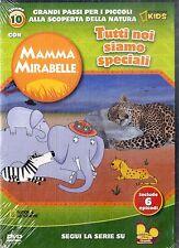 MAMMA MIRABELLE Tutti Noi Siamo Speciali Volume 10 DVD Cartoons Ottime Condizion