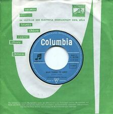 "CLIFF RICHARD & THE SHADOWS - 7"" Blue Turn To Grey (D,Columbia,66) STONES cover!"