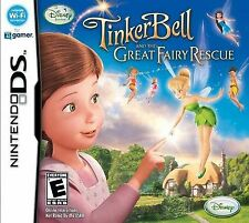 Tinker Bell & The Great Fairy Rescue DS