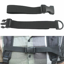 Universal adjustable Sternum Strap / Backpack Chest Strap with Quick buckle