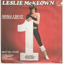 "3707-11  7"" Single: Leslie McKeown - Shall I Do It"