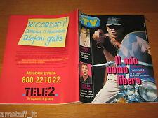 TV SORRISI CANZONI=2000/47=ADRIANO CELENTANO=ISABELLA FERRARI=GEORGE CLOONEY=