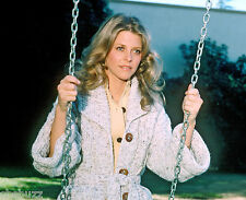 THE BIONIC WOMAN - LINDSAY WAGNER - TV SHOW PHOTO #23